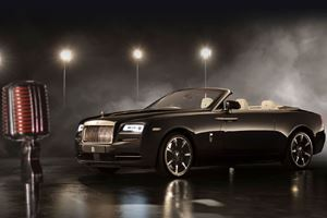 Rolls-Royce Dawn Inspires Musical Number