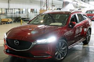 Mazda Celebrates 50-Million Vehicle Milestone