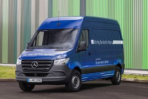 Mercedes-Benz Reveals Electric Van That Should Concern Tesla