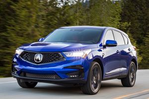 2019 Acura RDX Base Price Remains Unchanged From Last Year