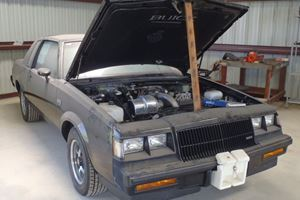 Someone Paid $75,000 For A 1987 Buick Grand National