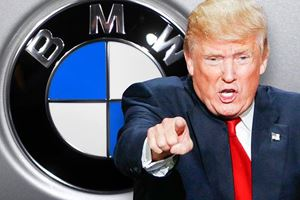 Trump's Steel And Aluminum Tariffs A Massive Blow To German Automakers