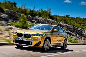 Cheeky BMW X2 Advert Takes Aim At Mercedes GLA