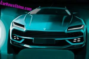 China's First Lamborghini Urus Rip Off May Actually Look Decent