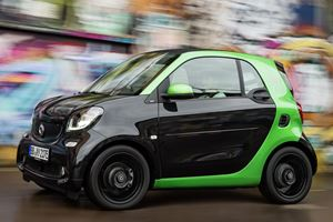 Smart Will Have To Go Electric To Stay Alive