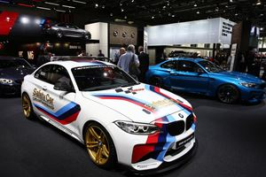 BMW Confirms World Premiere For 2018 Paris Motor Show