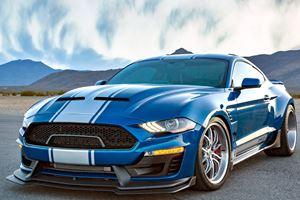 All-New 2018 Shelby Mustang Super Snake Packs 800 HP