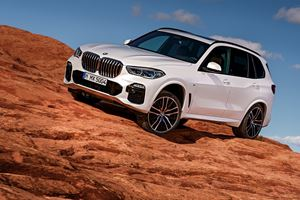 2019 BMW X5 First Look Review: Fourth-Gen Model Gets Technical