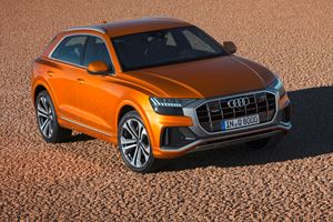 2019 Audi Q8 First Look Review: Lower Roof, Higher Ceiling