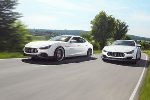 Maserati Ghibli Gets Power Upgrade It Deserves