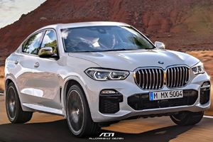 Expect The Next BMW X6 To Look Something Like This