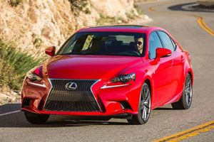 Lexus IS And GS Could Be Killed Off