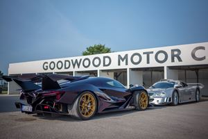 Apollo Partners With Motorsport Experts For 769-HP IE Hypercar