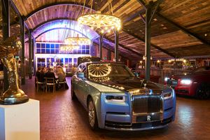 This Is How Rolls Royce Does Cars & Coffee: With Cognac