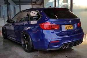 This Is The Brutal M3 Wagon We Wish BMW Would Build