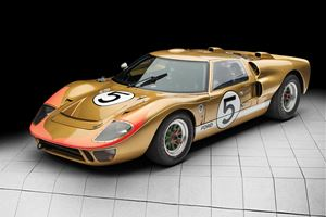 Le Mans-Winning Ford GT40 Could Sell For $12 Million