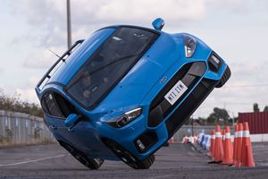 Ford Wants To Teach You How To Drive Like A Pro Stunt Driver
