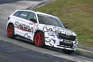 This Is The Fastest 7-Seater To Ever Lap The Nurburgring