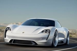 Porsche Will Make Charging An Electric Vehicle Easier