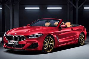 Expect The New BMW 8 Series Cabrio To Look Something Like This