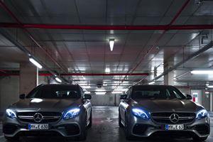 Mercedes-AMG E63 S Transformed Into 820-HP Super Sedan