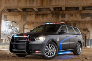 Check Out The New Dodge Durango Pursuit With Up To 360 HP