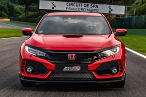 Honda Civic Type R Adds Spa Lap Record To Its Trophy Cabinet