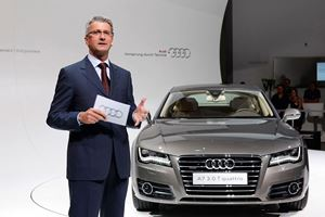 Audi Boss Arrested Over Emissions Cheating Scandal