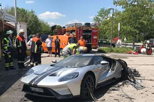 2017 Ford GT Catches Fire And The Owner Still Can't Sell It