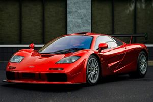 Someone Will Pay Insane Money For This Ultra-Rare McLaren F1 LM