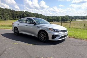 2019 Kia Optima First Drive Review: Safety Is Paramount