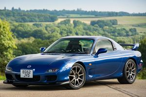 The Mazda RX-7's 40th Birthday Makes Us Clamor For A Rotary Revival