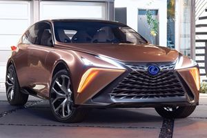 What Does Lexus Plan To Do With The LM Nameplate?