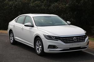 Could This Be Our First Look At The New Volkswagen Passat?