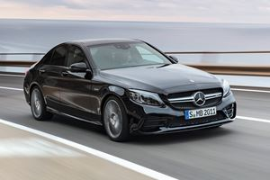 Trademark Suggests Mercedes-AMG C53 Is Coming