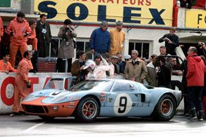 Ford Vs. Ferrari Film Could Star Matt Damon As Carroll Shelby