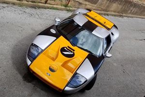 One-Off 2005 Ford GT Previously Owned By Car's Designer For Sale