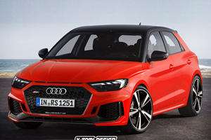 Here Are The Possible New Audi A1 Variants America Will Never Get