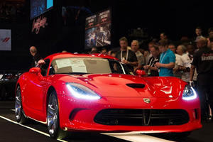 Final Dodge Challenger Demon And Viper Sold For A Combined $1 Million