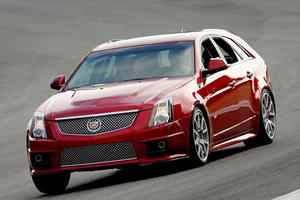 The Greatest Cadillac In The Past Decade Was A 556-HP Wagon