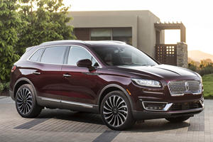 2019 Lincoln Nautilus Gets A Slight Price Bump Over The MKX It Replaces