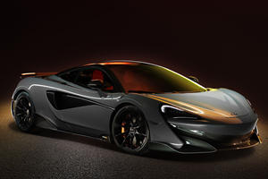 Meet The McLaren 600LT: The Most Savage Sports Series Yet