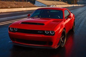 Dodge Hints At New Challenger RED797
