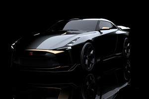 One-Off Nissan GT-R50 By Italdesign Celebrates Two Important Birthdays