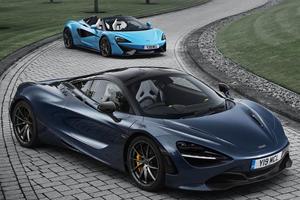 McLaren CEO Calls For A New 'Weight Race'