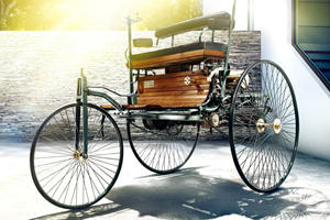 Buy This 1886 Benz Patent-Motorwagen Right From The Factory