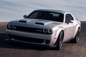Dodge Challenger Redeye Starts Under $70k