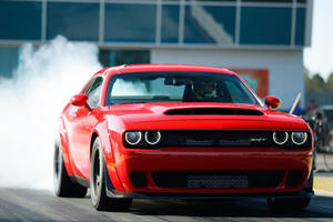Dodge Admits It Can't Beat Tesla In New Demon Advertisement