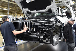 Will BMW Slash US Factory Jobs Because Of Trump-Imposed Tariffs?