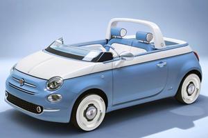 Fiat 500 Spiaggina Concept Celebrates The Original Jolly Cinquecento